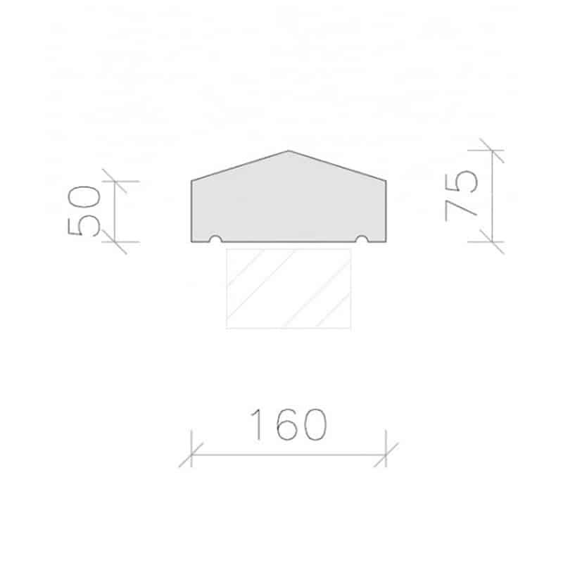 CS03-Plain-Apex-Coping-Stone-Acanthus-Cast-Stone-