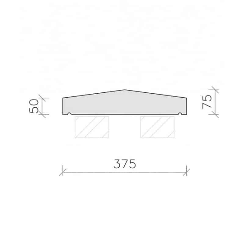 CS23-Plain-Apex-Coping-Stone-Acanthus-Cast-Stone