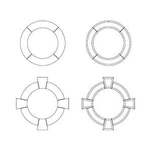 Circular Window Surrounds