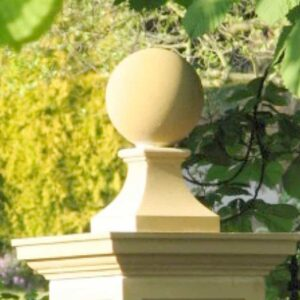 FN4-Ball-and-Base---330mm-Diameter-Acanthus-Cast-Stone