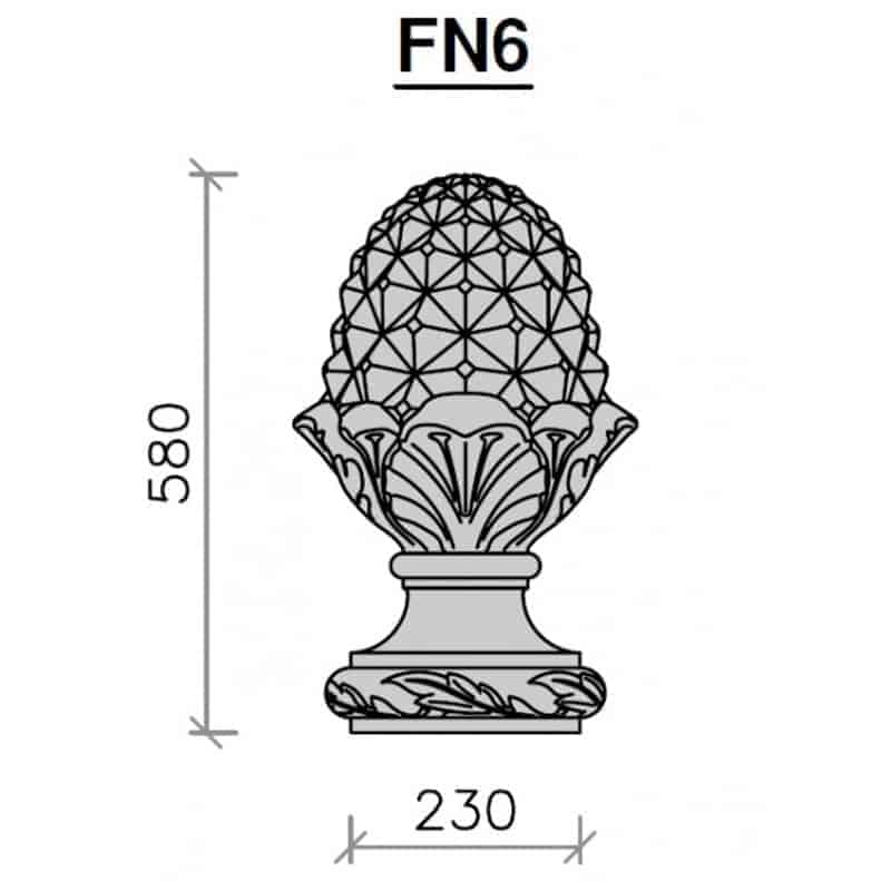 FN6-The-Pineapple-and-Base-1-Acanthus-Cast-Stone