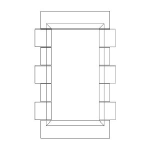 Window Surrounds 1.6 - In Out
