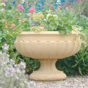 JD120-Kedleston-Bowl-cast-stone-Planter-acanthus-cast-stone