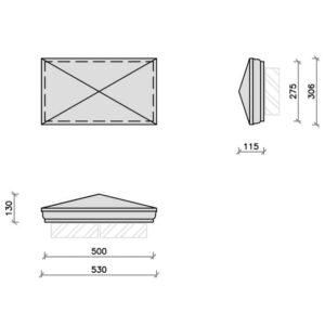 PC20-10R-Moulded-Apex-Rectangular-Pier-Cap-Acanthus-Cast-Stone