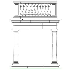 Portico Building Regs