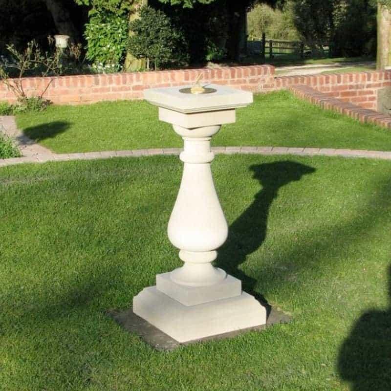 SD31-Large-Baluster-Sundial-Plinth-Acanthus-Cast-Stone
