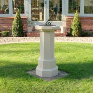 SD61-Large-Gothic-Sundial-Plinth-Acanthus-Cast-Stone