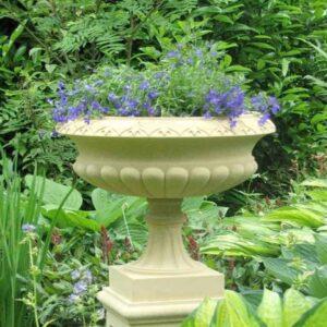 VS100-Georgian-Tazza-cast-stone-Urn-acanthus-cast-stone