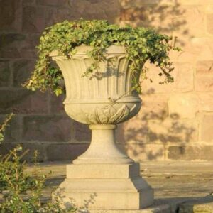 VS115-Large-Adam-Urn-cast-stone-Urn-acanthus-cast-stone