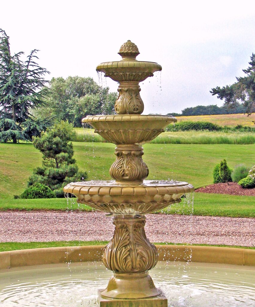 5 benefits Fountains & Pool Surrounds provide to your landscape-acanthus-cast-stone