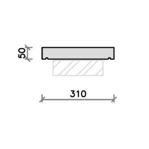 cs11A-plain-flat-coping-stone-for-rendered-walls