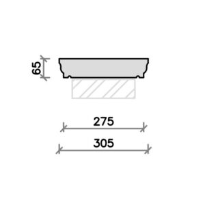 cs14b-moulded-flat-top-coping-stone