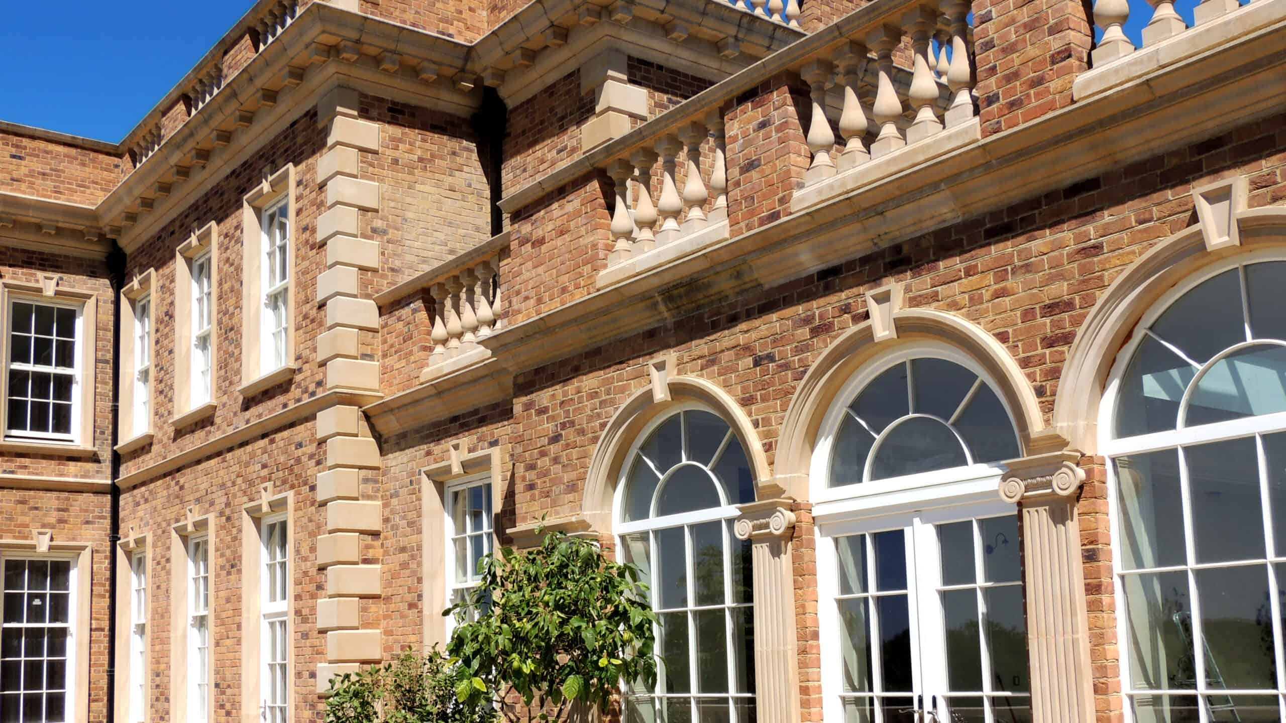 cast stone for self-builders